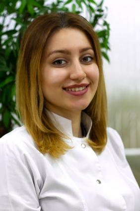Оганисян Ани Ашиковна