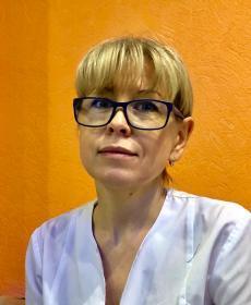 Бондаренко Наталья Владимировна